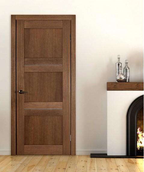 двери из массива сосны со склада и